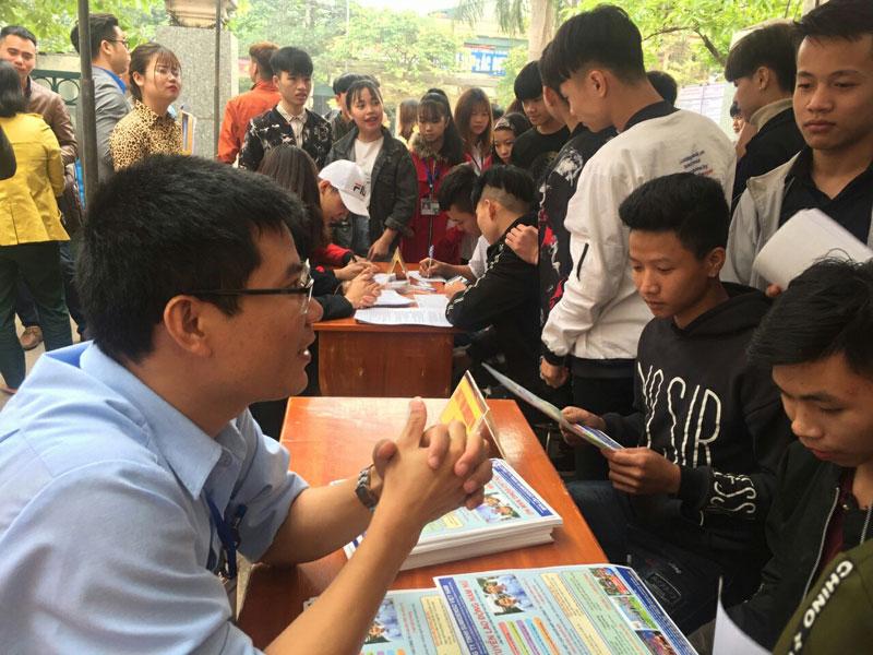 Công tác giải quyết việc làm của huyện Hòa Thành đạt được những kết quả